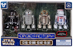 Droid Factory 4Pk Rogue One