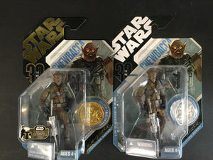 Chewbacca Concept 21 30th Signature Series 2007 All Variants