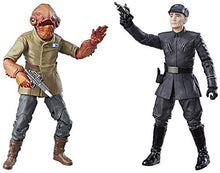 BS6 2pack Admiral Ackbar & FO Officer TRU Excl