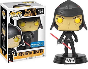 Pop 167 Seventh Sister Rebels Wlmt Excl