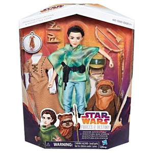 Leia Endor Adventure Forces of Destiny