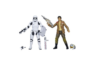 BS6 Poe Dameron FO Stormtrooper Riot Control Tgt Excl