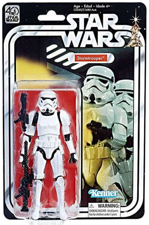 BS6 ANH 40th Anniversary Stormtrooper
