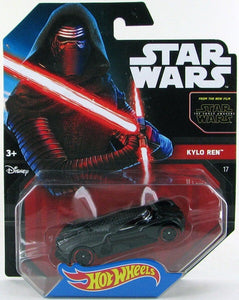 HW Kylo Ren TFA Red Back 2014