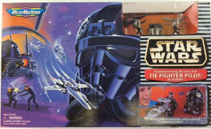 Tie Fighter Pilot Academy MicroMachines