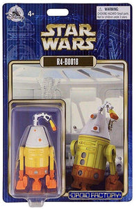 R4-BOO18 Droid Factory Parks Exclusive