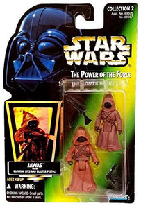 Jawas with glow eyes Coll2 POTF 1996
