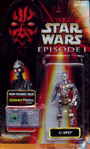 C-3PO (wires) Coll2 EP1 1998