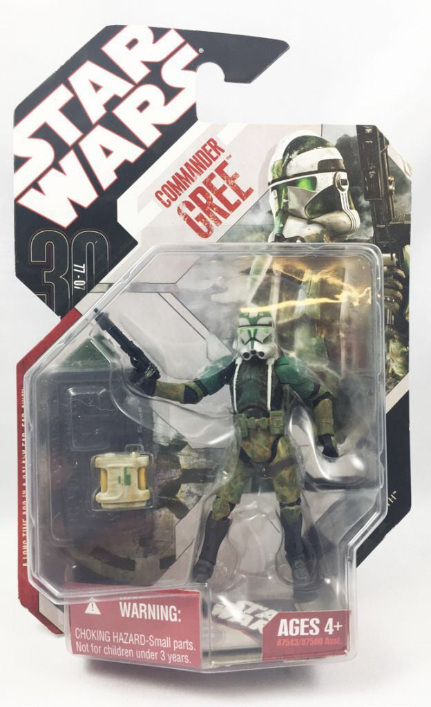 Commander Gree 03 30th ROTS 2007