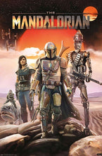 The Mandalorian & The Child Posters
