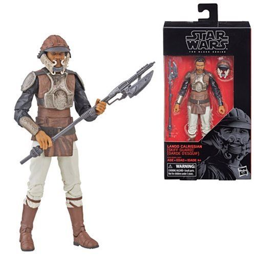 BS6 76 Lando Calrissian (Skiff Guard)