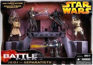Jedi v Separatists Battle Pack 2005