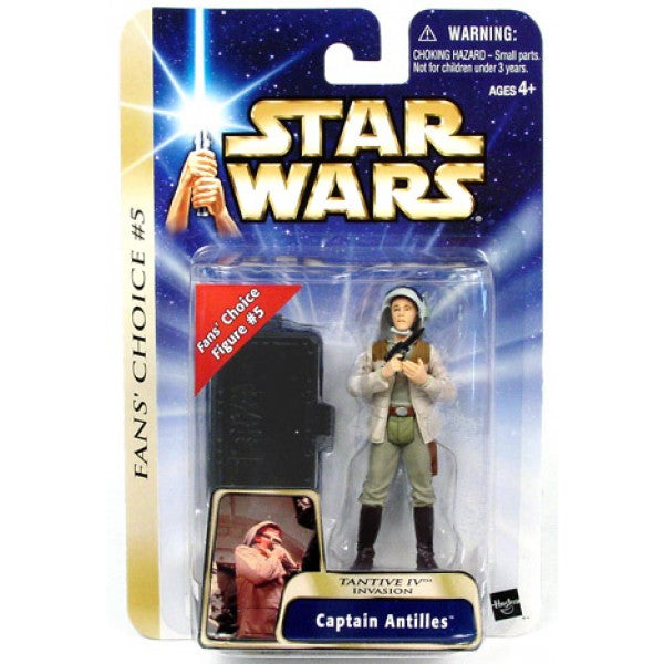 Captain Antilles Tantive IV Invasion Fan's Choice No5 0415 2004