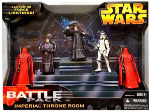 Imperial Throne Room Battle Pack 2005