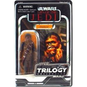 Chewbacca ROTJ Trilogy
