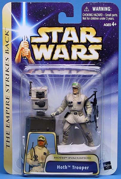 Hoth Trooper Hoth Evacuation 0401 TESB 2003