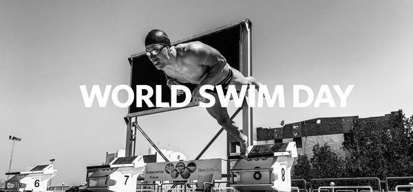 Join THEMAGIC5 as we celebrate World Swim Day together with MySwimPro.