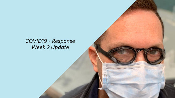 COVID-19 RESPONSE UPDATE WEEK 2: DEMAND FROM HEALTHCARE WORKERS EXPLODED...