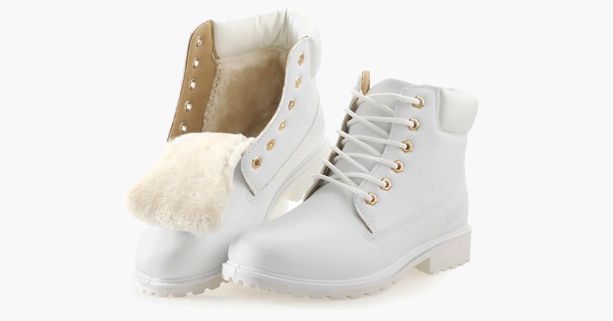 White Winter Boots – My Comfy Boots