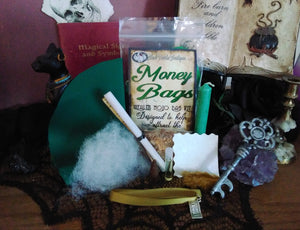money spell  mojo bag