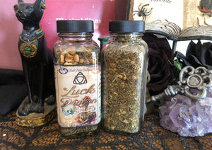 Luck Dragon Good Fortune Herbal Spell Mix