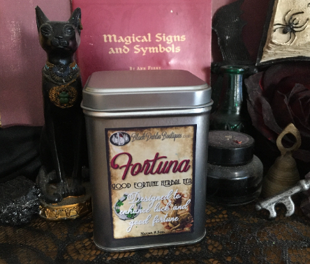 Fortuna Luck/Good Fortune Herbal Tea