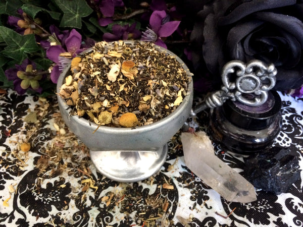 SANDMAN Relaxation and Sleepytime Herbal Tea