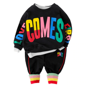 Baby And Toddler Outfit Sets Toddler Boy Tracksuit Clothing Sets Kids Now Apparel