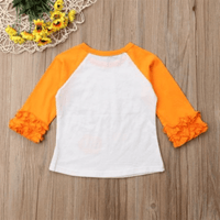 Baby Girl Long Sleeve Shirt Halloween T Shirt Costumes Tees Kids Now Apparel