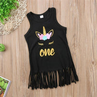 Baby Girl Tassel Dress Sleeveless Dress For Kids Dresses Kids Now Apparel