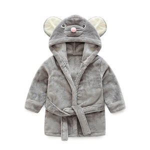 Baby Hooded Robe Kids Now Apparel