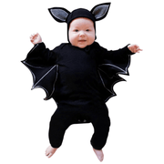 Bat Costumes Newborn Halloween Costumes Rompers Kids Now Apparel