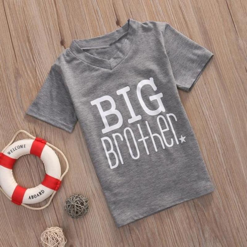 Big Brother Little Brother Matching Outfits T-Shirts Kids Now Apparel