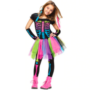 Colorful Halloween Costumes Kids Fancy Dress Girls Costumes Kids Now Apparel