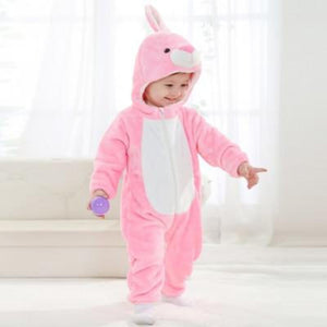 Cute Overall 3D Toddler Animal Costumes Kids Now Apparel