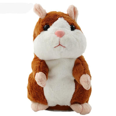Cute Talking Little Hamster Kids Stuffed Toy Kids Now Apparel