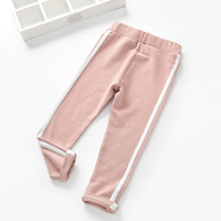 Girl Toddler Pants Side Stripe Trousers Pants Kids Now Apparel