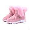 Girls Winter Boots With Faux Fur Lining Kids Boots Boots Kids Now Apparel