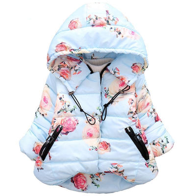 Girls Winter Parka Coats Girls Jackets & Coats Kids Now Apparel