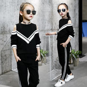 Kids Tracksuit Toddler Girl Activewear Sets Clothing Sets Kids Now Apparel