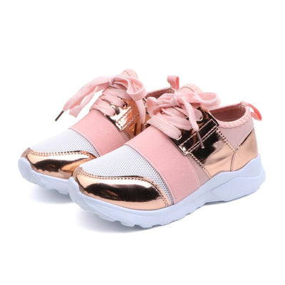 Kids Unisex Shoes Lace Up Toddler Girl Sneakers Sneakers Daisy Dress For Less
