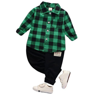 Toddler Boy Dress Clothes Winter Outfit  For Baby Boy Clothing Sets Kids Now Apparel