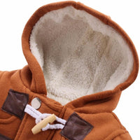 Toddler Boy Winter Coats