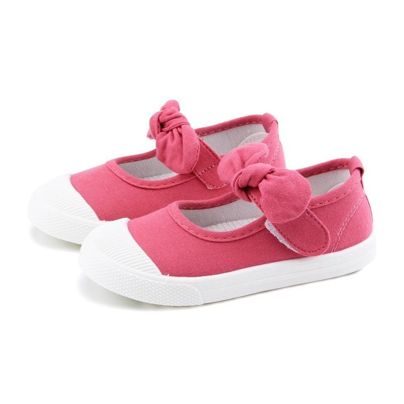 Toddler Canvas Slip On Shoes Sneakers Kids Now Apparel