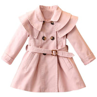 Toddler Girl Trench Coat Kids Now Apparel