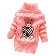 Toddler Knitting Sweater Sweaters Kids Now Apparel
