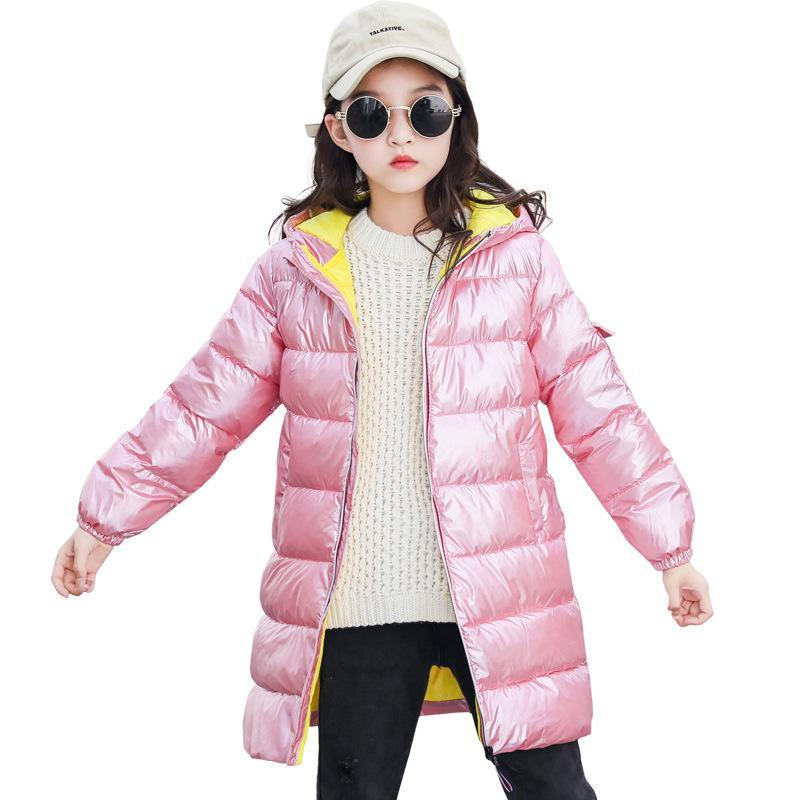 Toddler Winter Jackets Kids Hooded Coats Jackets & Coats Kids Now Apparel
