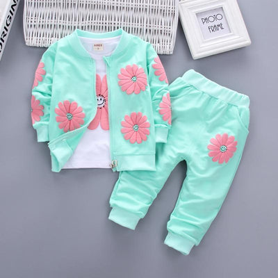 Tracksuits For Girls Toddler Girl Winter Outfits Clothing Sets Kids Now Apparel
