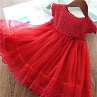 Tulle Dresses For Toddlers Lace Patchwork Dress Dresses Kids Now Apparel