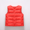 Vest Jacket Kids Winter Parka Sleeveless Coat Vests Kids Now Apparel